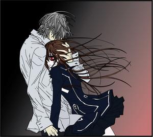 Zero/Yuuki - Enemies Hug