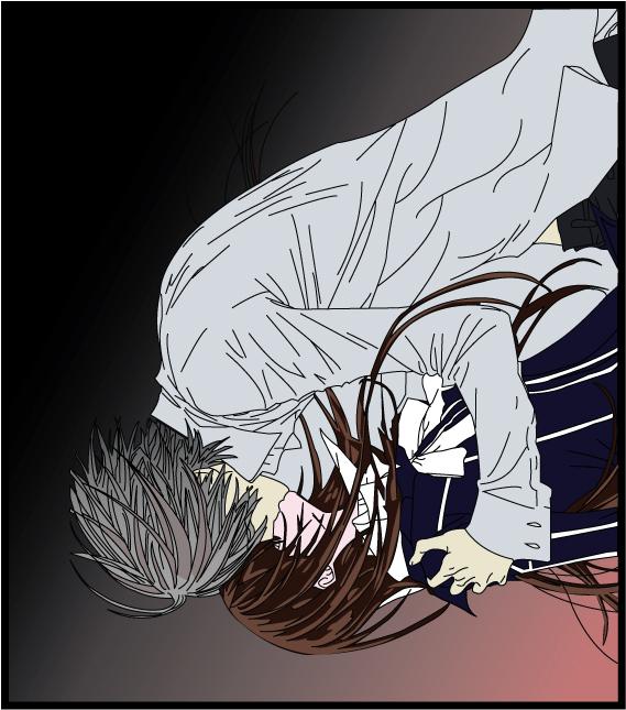 Zero/Yuuki - Enemies Kiss - Vampire Knight - Yuki + Zero ...