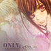Zero/Yuuki Icon - Only You - vampire-knight-yuki-zero icon
