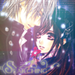 Zero/Yuuki Icon - Searching - vampire-knight-yuki-zero icon