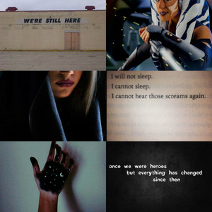 ahsoka tano rebels aesthetic