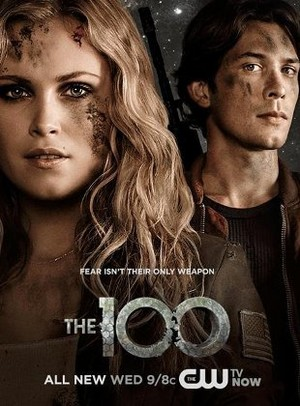 The 100  Temporada 1   720p Dual Español Latino/Ingles