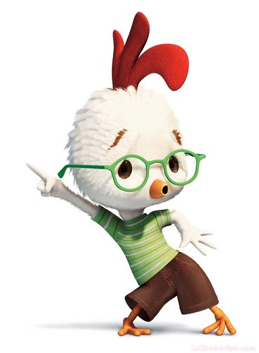 Batman wallpaper entitled chicken little