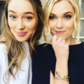 eliza taylor and alycia debnam carey