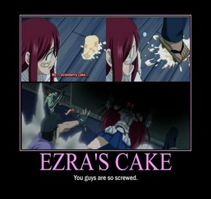 erza sweet tooth
