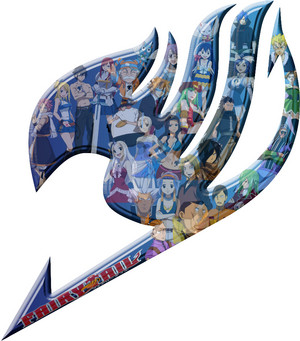 fairy tail logo Von shadamyluv d5bu866