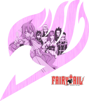fairy tail logo mavis によって nighthackstar d6ey4no
