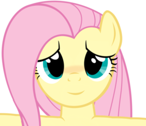 fluttershy hugging you by loving brony d85uuwz