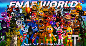 fnafworld - April Fools day