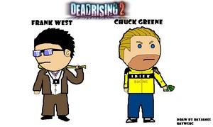 frank west and chuck greene