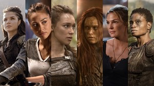 girls the 100