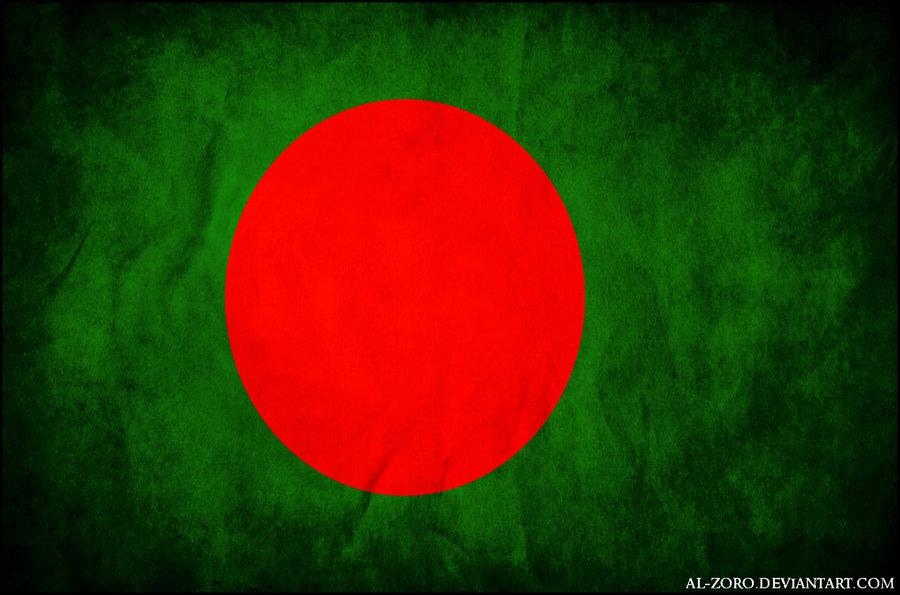 grunge flag of bangladesh sa pamamagitan ng al zoro d4q44gd