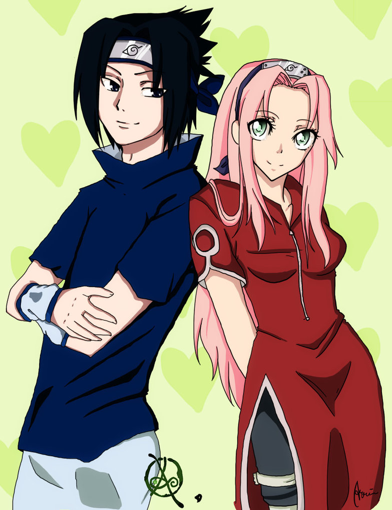 Sasuke And Sakura Love Images Image Hd Wallpaper And Background