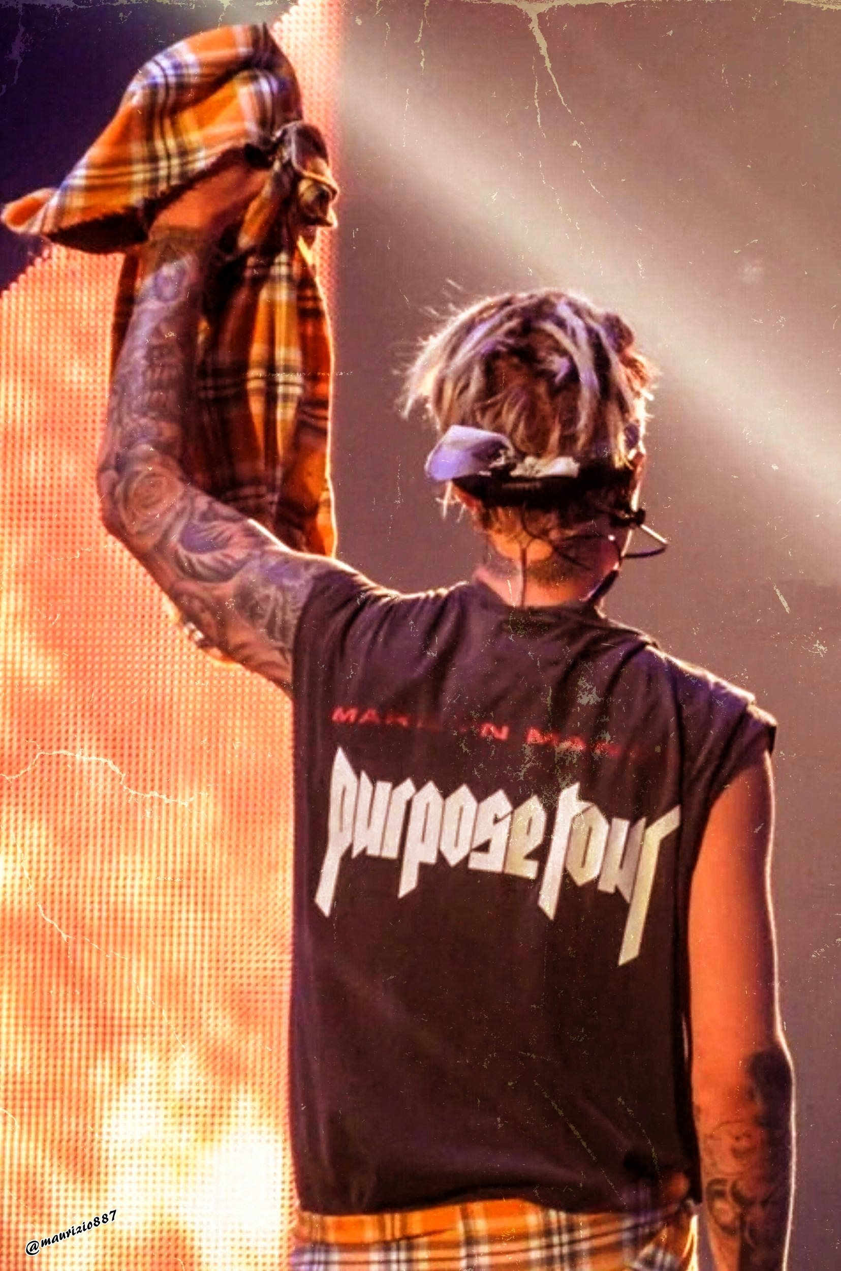 Justin Bieber Images Justin Bieber Purpose Tour Atlanta 2016 Hd
