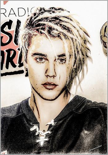 Justin Bieber wallpaper entitled justin bieber ,dreadlocks,2016