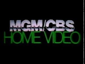 MGM/CBS home pagina Video