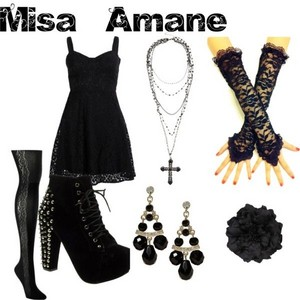 misa amane cosplay