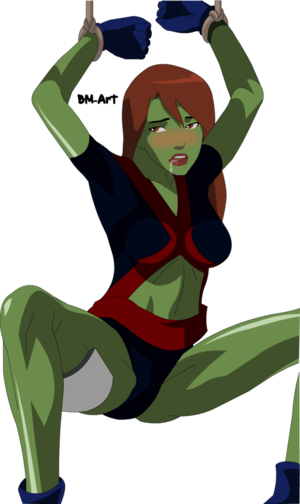 miss martian sexy