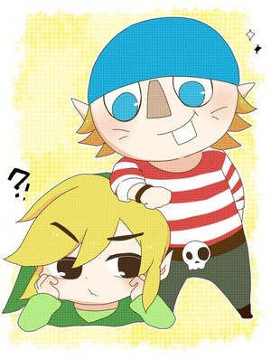 niko and link