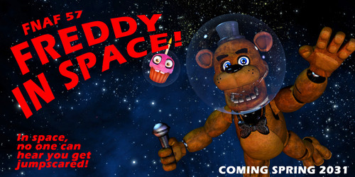 Five Nights at Freddy's 壁紙 containing アニメ titled project - April Fools 日
