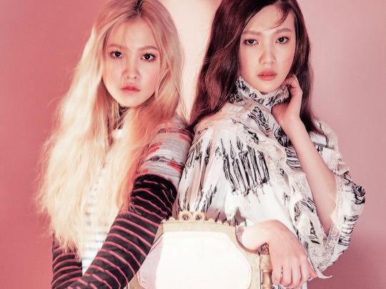 Red Velvet Imej Red Velvet For Marie Claire Kertas Dinding And