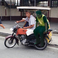 riding tandem si mar - the-philippines photo