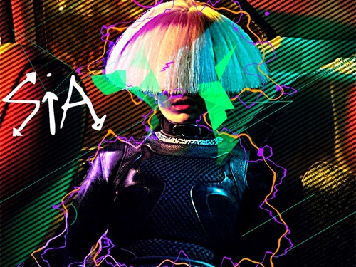 Sia fondo de pantalla called sia interview 2