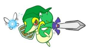 snivy sword