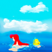 the Little Mermaid - Ariel - walt-disney-characters icon