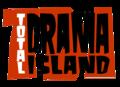 total Drama Island logo - total-drama-island fan art