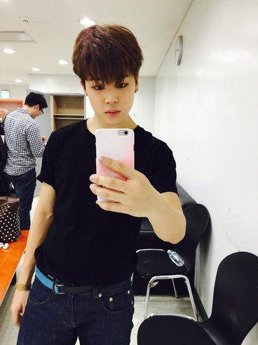 Jimin (BTS) fond d'écran entitled tumblr nnxm38cEh81sq411to1 1280