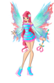 winx bloom mythix oleh dragonshinyflame