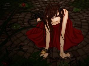 yuuki traverser, croix vampire knight
