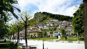 Berat, アルバニア