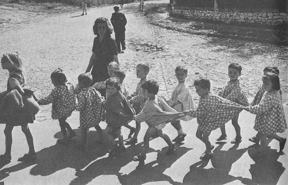 Albanian vintage photography images children of nursery school albania 1972 hd wallpaper and background photos
