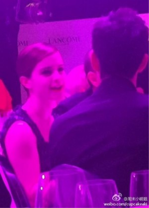 Emma at Lancome VIP cena in Hong Kong (2011. 12. 07)