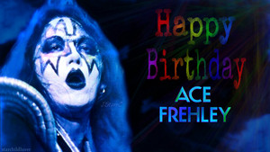 Happy Birthday Ace ~April 27, 1951