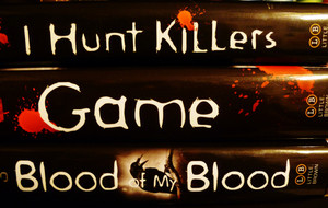"""I Hunt Killers"" Series"
