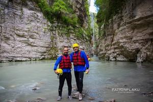 Osumi Canyon. Corovode. Skrapar. Albania