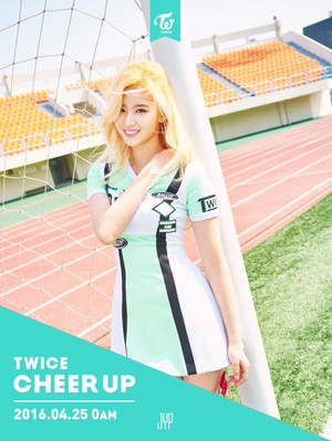 Sana ''Cheer Up'' teaser pic