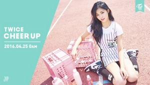 Tzuyu ''Cheer Up'' teaser pic
