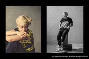 (news) taemin has been chosen as fashion brand moschino's first artist model