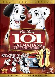 101 Dalmatians Animated