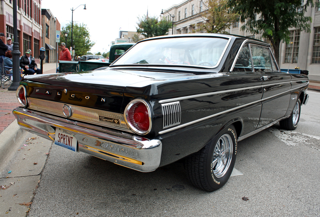 1964 Falcon Sprint Photo on 1963 ford falcon sprint convertible for sale