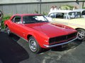1967-68 Chevrolet Camaro RallySport - muscle-cars photo