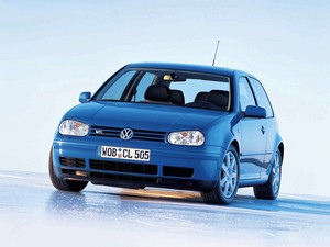 2001 volkswagen Golf IV V64Motion