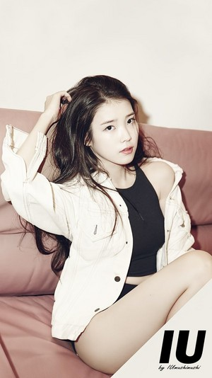2015 GQ Korea IU ??? Mobile Wallpaper 1080x1920 by IUmushimushi