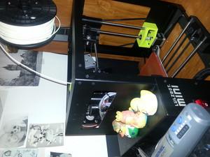 3D Printer Shenanigans
