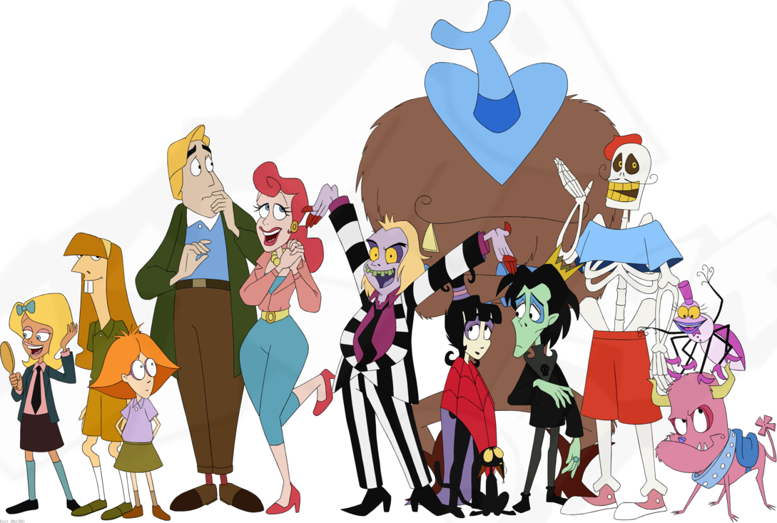 553b226719f95318b2033a1ac945305a D5q4xrm Beetlejuice The Animated Series Photo 39562933 Fanpop