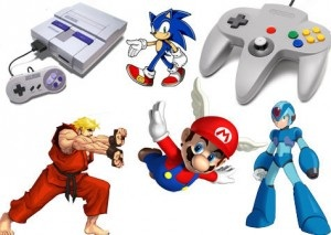 90s games and game systems